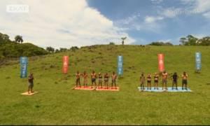 Survivor: Ποια ομάδα κερδίζει απόψε την ασυλία; Ποιοι θα είναι υποψήφιοι;