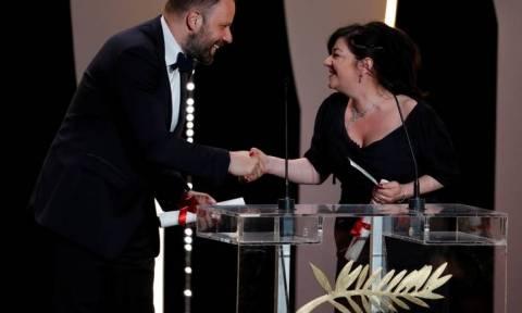 Фильм греческого режиссера Георгиоса  Лантимоса  получил награду Каннского фестиваля