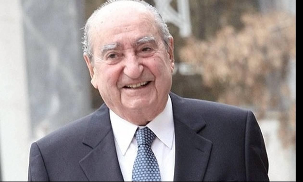 Θάνατος Μητσοτάκη: Ποιος ήταν αυτός που δεν έφυγε ούτε μια στιγμή από κοντά του