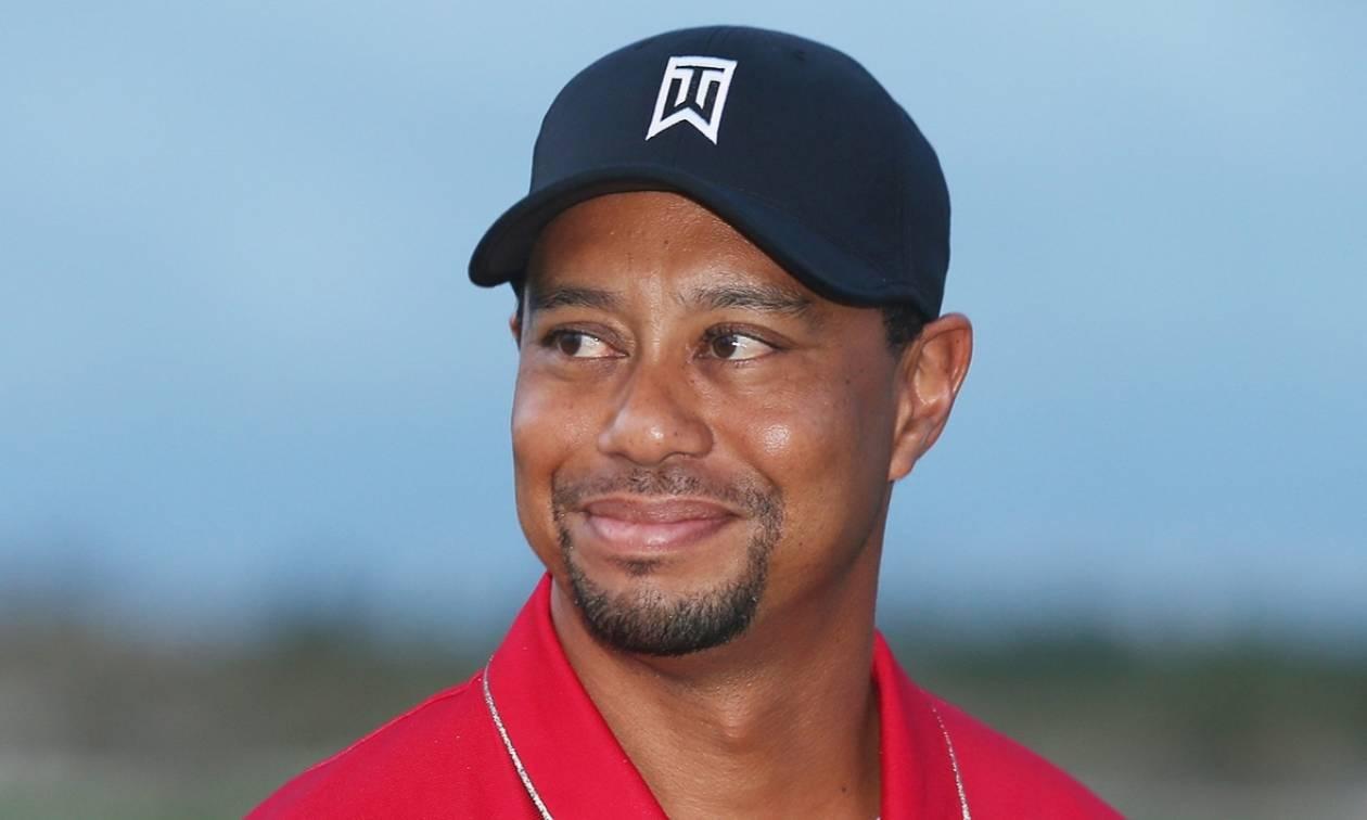 ΗΠΑ: Συνελήφθη ο Tiger Woods! (pic)