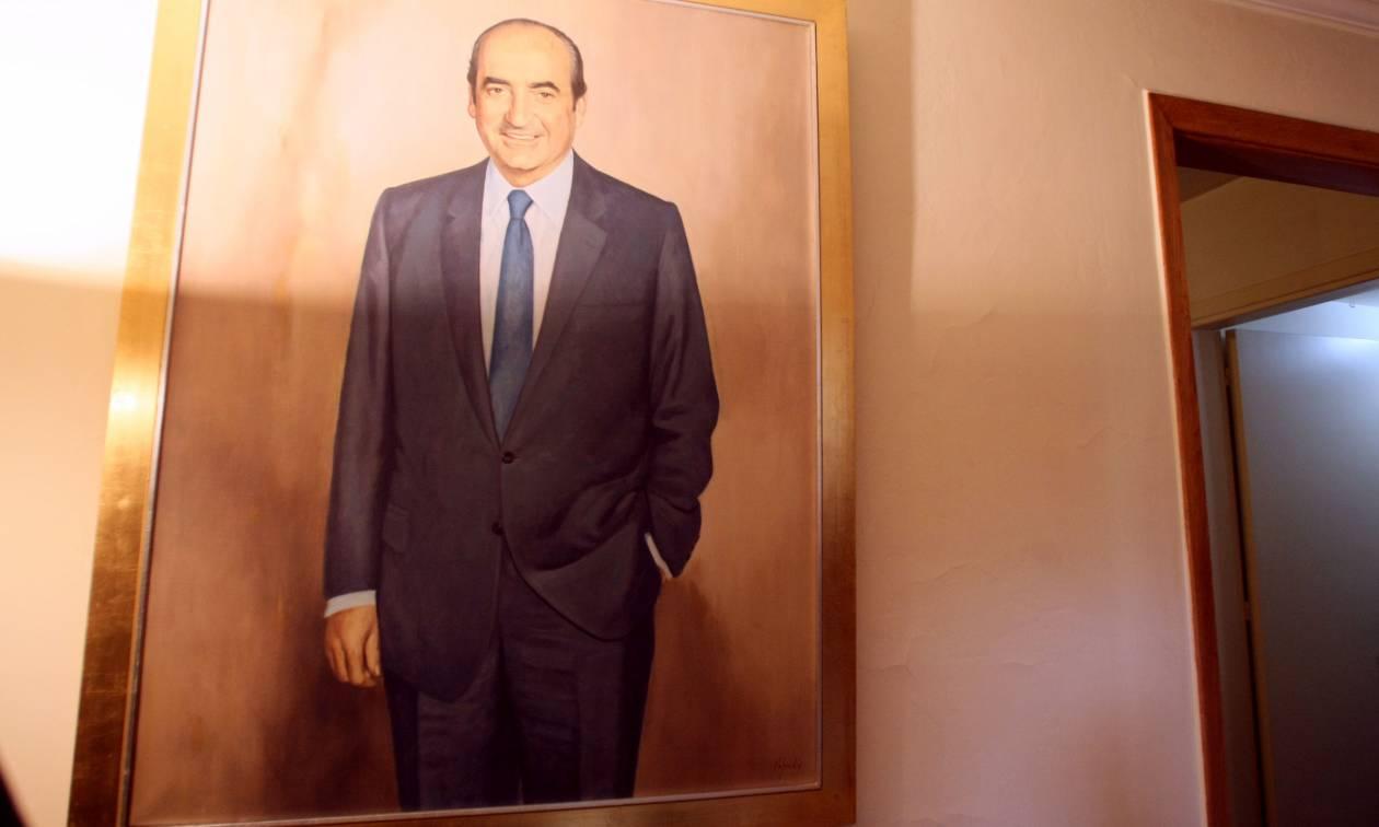 Κωνσταντίνος Μητσοτάκης: Σε λαϊκό προσκύνημα η σορός του πρώην πρωθυπουργού