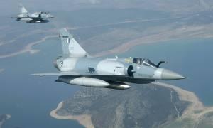 Πτώση Mirage 2000: Γιατί έπεσε το ελληνικό μαχητικό στις Σποράδες