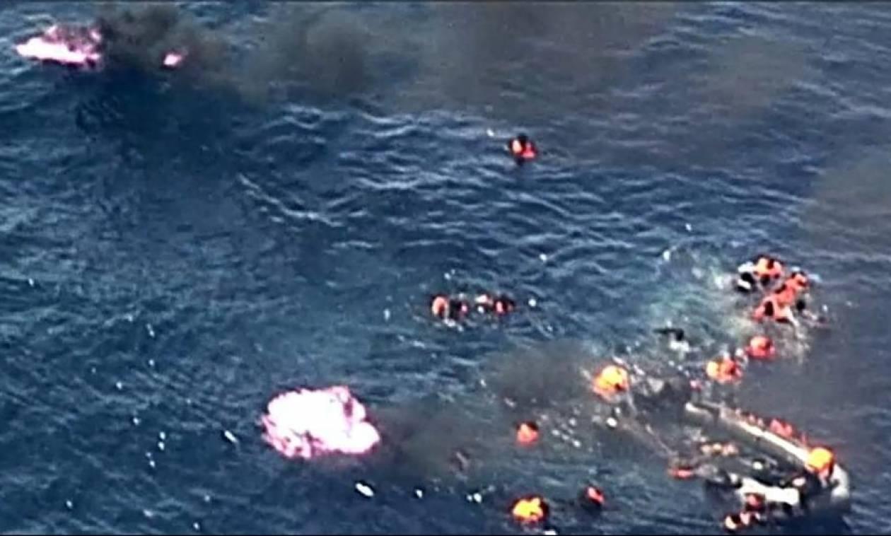 Ισπανία: Δραματική διάσωση προσφύγων - Η βάρκα τους τυλίχθηκε στις φλόγες(vid)