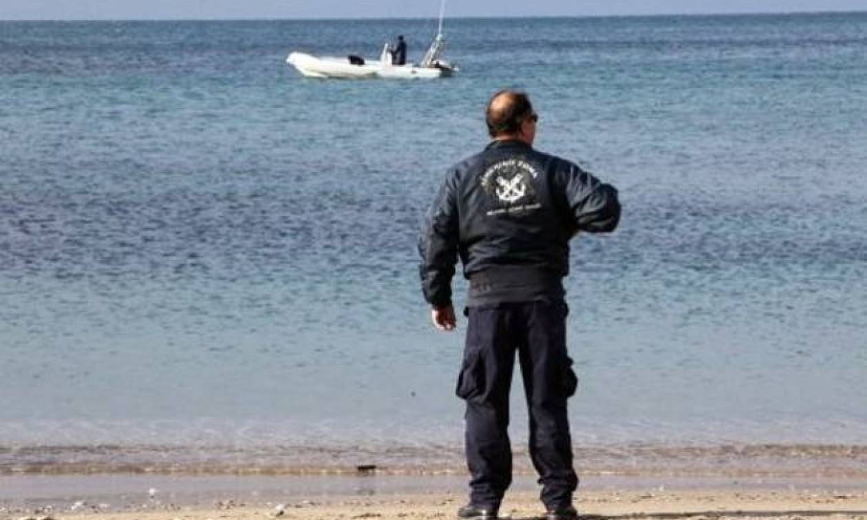 Ζευγάρι τουριστών πνίγηκε σε παραλία του Ηρακλείου