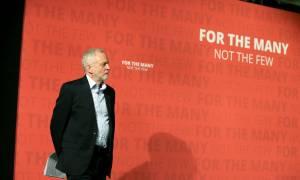 Εκλογές Βρετανία: Ο Κόρμπιν δήλωσε πως θα εξασφαλίσει μια συμφωνία για το Brexit