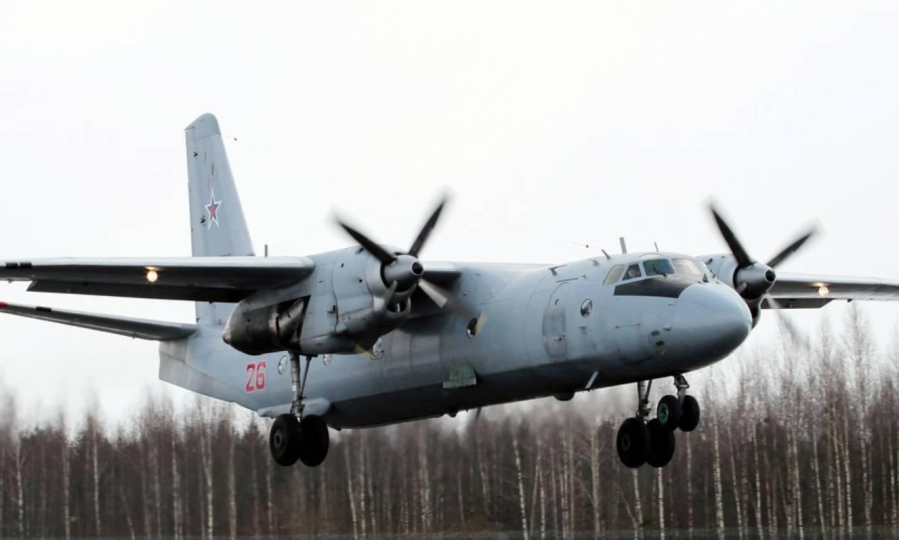 Συντριβή αεροπλάνου στη Ρωσία