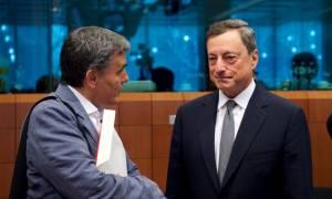 Απανωτά «χαστούκια» για την κυβέρνηση: «Πάγος» από τον Ντράγκι για την ποσοτική χαλάρωση