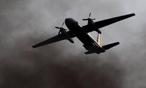 В Саратовской области разбился Ан-26 с курсантами