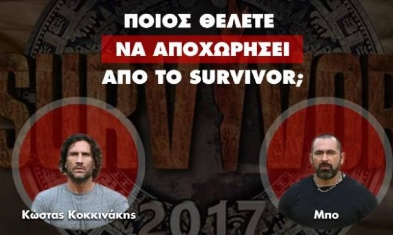 Survivor: Αυτός είναι ο παίκτης που αποχωρεί. Και με διαφορά... κλειδωμένο το αποτέλεσμα (Photo)