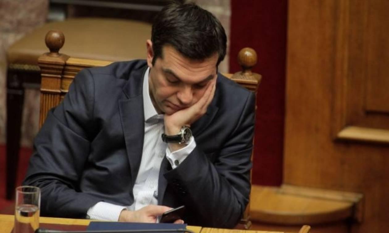 Πανικός στο Μαξίμου για το χρέος: Ο Τσίπρας τηλεφώνησε σε Μέρκελ, Μακρόν, Τουσκ