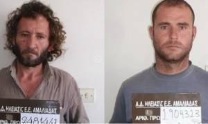 Ηλεία: Αυτοί είναι οι δράστες της υπόθεσης πορνογραφίας ανηλίκων στη Βάρδα (pics)