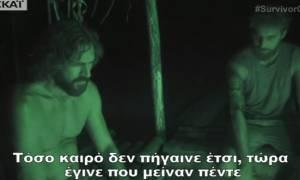 Survivor: Τα σχόλια των Μαχητών για τους υποψήφιους προς αποχώρηση και οι μπηχτές του Σπαλιάρα