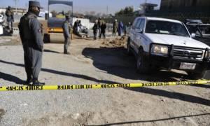 Αφγανιστάν: Μεγάλη έκρηξη στην περιοχή που βρίσκονται οι ξένες πρεσβείες στην Καμπούλ (pics)
