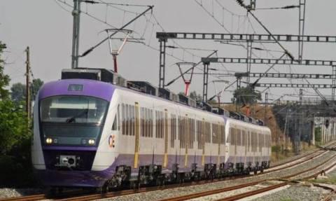 В Афинах женщина попала под поезд
