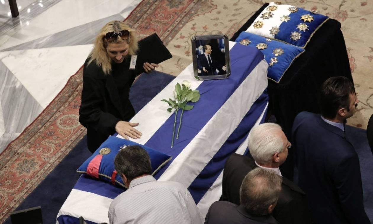 Κηδεία Μητσοτάκη: Αυτά είναι τα παράσημα με τα οποία είχε τιμηθεί (photos)