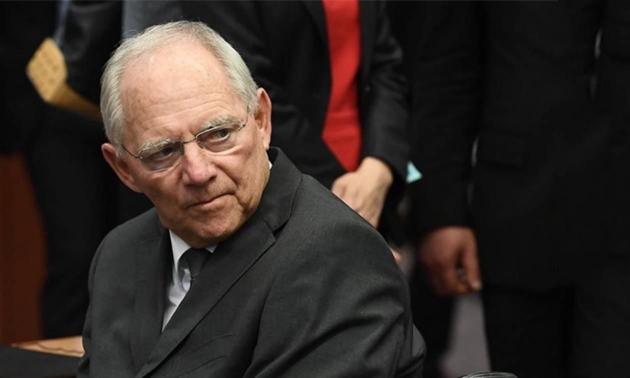 «Βόμβα» Σόιμπλε - Καταδικάζει την Ελλάδα σε αιώνια λιτότητα