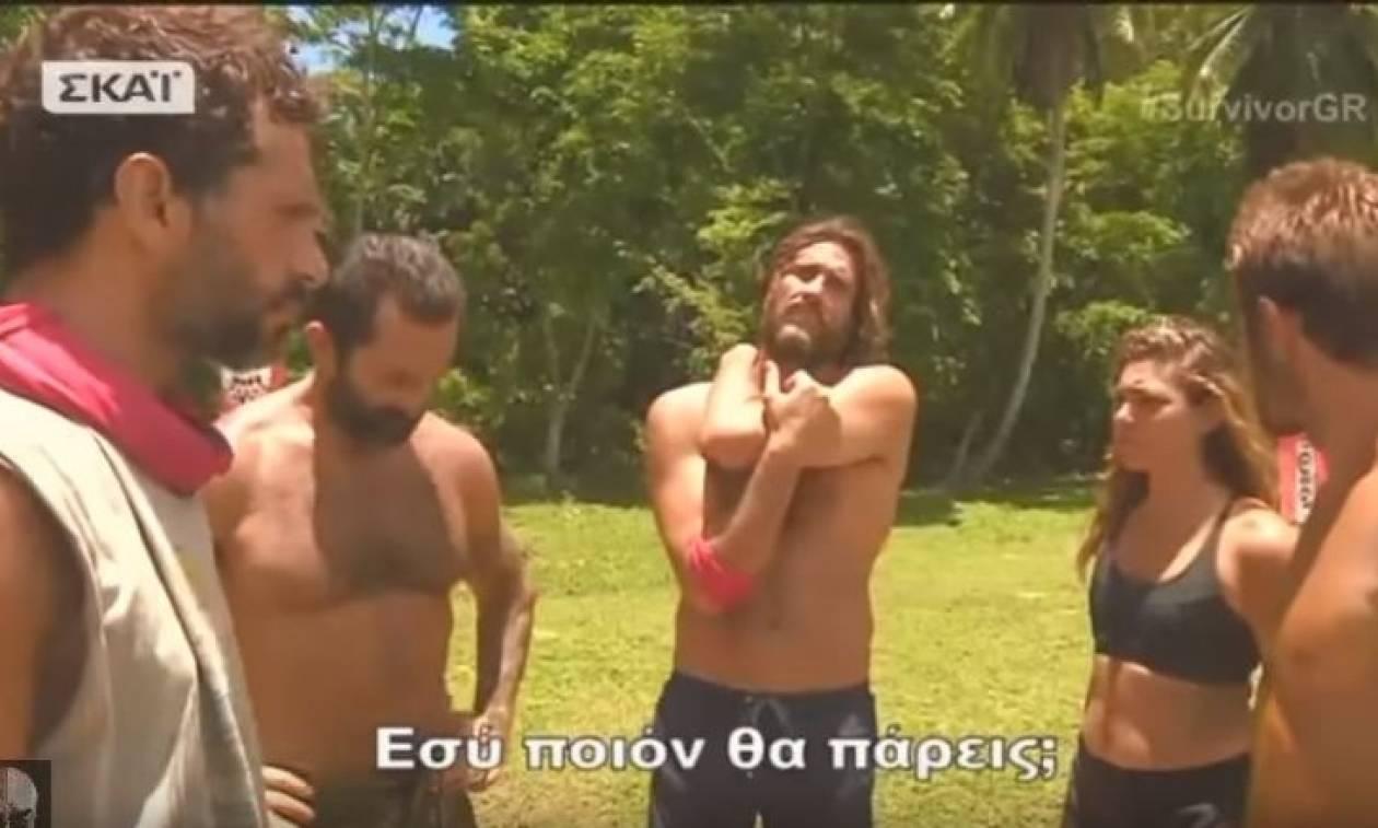 Μαλλιά - κουβάρια στο Survivor: Ποιοι χάρισαν πέναλτι στον Βασάλο; - Χαμός στο ίντερνετ
