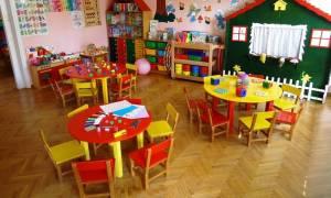 Ξεκινούν οι αιτήσεις εγγραφής στους παιδικούς σταθμούς του Δήμου Αθηναίων