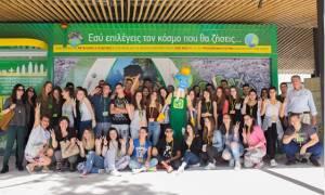 Η Ελλάδα έσπασε το παγκόσμιο ρεκόρ ανακύκλωσης