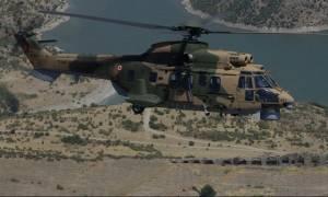 Τουρκία: Συνετρίβη στρατιωτικό ελικόπτερο - Νεκροί 13 αξιωματικοί και υπαξιωματικοί