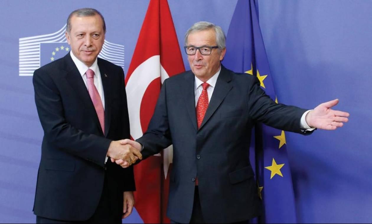 Γιούνκερ προς Ερντογάν: Αν επαναφέρετε την θανατική ποινή θα είναι το τέλος σας για την ΕΕ