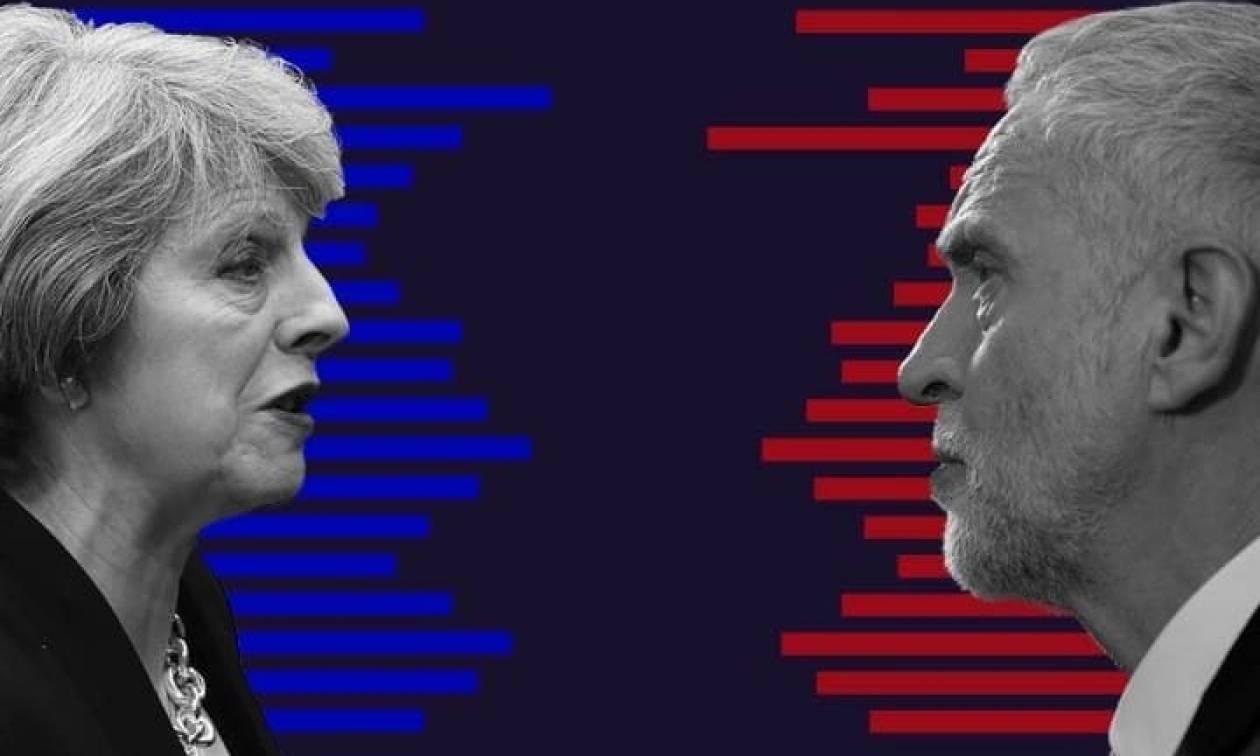 Εκλογές Βρετανία: Πάει να γίνει ντέρμπι - Οι Εργατικοί μειώνουν τη διαφορά από τους Συντηρητικούς