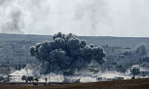 Российские самолеты уничтожили в Сирии более 80 боевиков