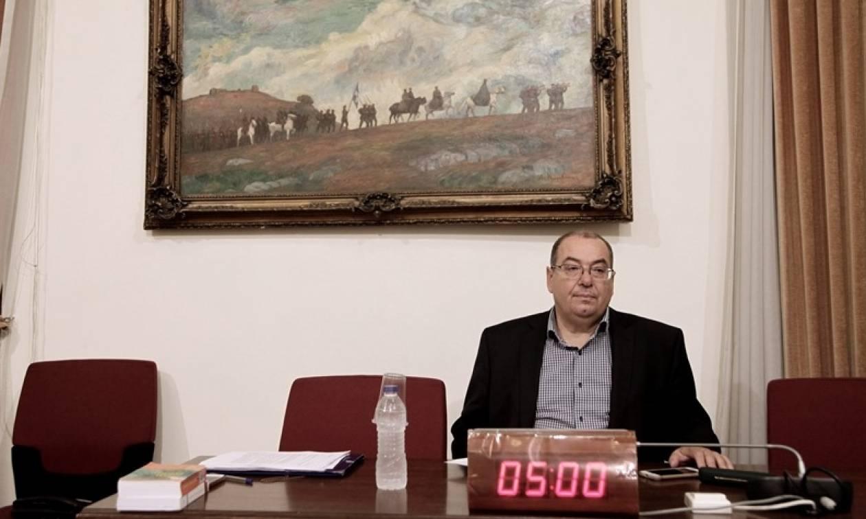 Μπαλωμενάκης: Τεράστιο σκάνδαλο η μεταβίβαση του «Ερρίκος Ντυνάν»