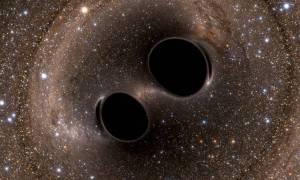 Για τρίτη φορά ανιχνεύθηκαν βαρυτικά κύματα στο διάστημα
