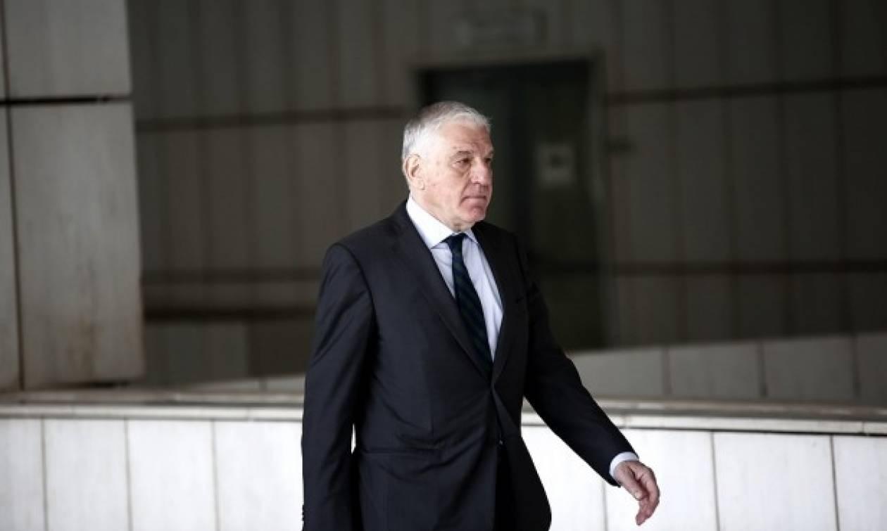 Για 1,9 εκατ. ευρώ ελέγχεται ο Παπαντωνίου - Σε 15 ημέρες το πόρισμα της Προανακριτικής