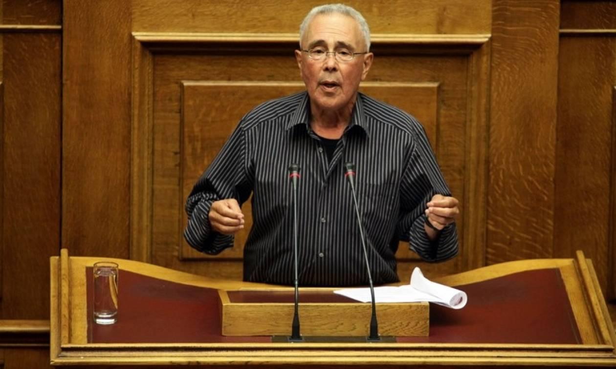 Ζουράρις: Η διαπραγμάτευση είναι ένα κουρελόχαρτο - Θα ψήφιζα τα μέτρα και με τη ΝΔ