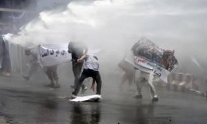 Ένταση στην Καμπούλ μετά το μακελειό: Τέσσερις νεκροί στη διάρκεια διαδήλωσης (pics)