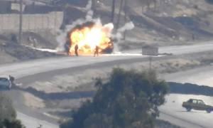 Η Ράκα φλέγεται: Ξεκίνησε η τελική μάχη για την ανακατάληψη της πρωτεύουσας του ISIS στη Συρία