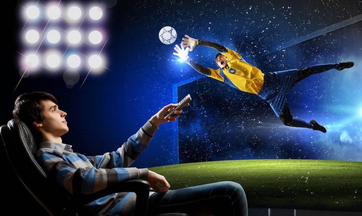 Ελάχιστες είναι οι επιλογές που υπάρχουν στο τηλεοπτικό μενού των αθλητικών  μεταδόσεων της Τρίτης (6 6). 9f07d163872