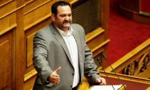 Βαριές καταγγελίες του βουλευτή της Χρυσής Αυγής Γιάννη Λαγού για τις φυλακές Ανηλίκων στον Αυλώνα