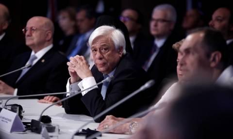 Παυλόπουλος: Η Ελλάδα θα παραμείνει στην Ευρωπαϊκή Ένωση οριστικά και αμετάκλητα