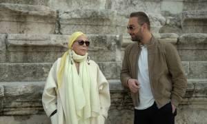 O Νίκος Κοκλώνης ταξιδεύει στην Ιορδανία με την Ζωή Λάσκαρη