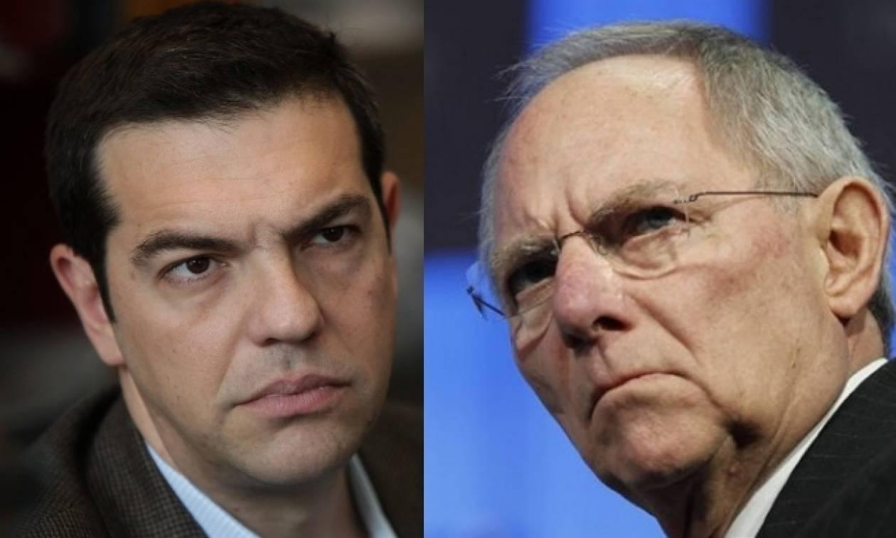 Διαπραγμάτευση: Οι «λεονταρισμοί» του ΣΥΡΙΖΑ για το χρέος και ο αδιάλλακτος χερ Σόιμπλε