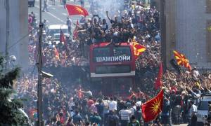 Απίστευτο «παραλήρημα» από τους Σκοπιανούς: Η Θεσσαλονίκη είναι δική μας (vid)