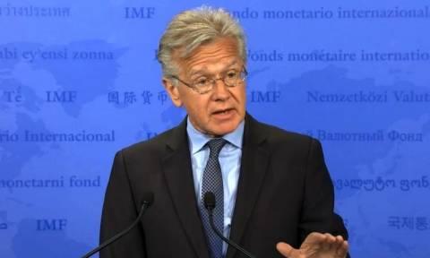 Ράις: Το ΔΝΤ μπορεί να μείνει στο πρόγραμμα χωρίς νέο δάνειο - Στο Eurogroup και η Λαγκάρντ