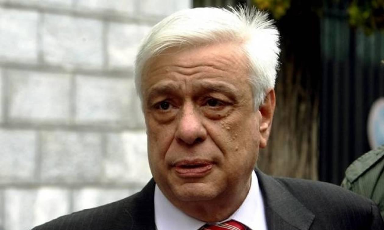 Παυλόπουλος σε Σόιμπλε: Μην αφήσεις τις εκλογές να επηρεάσουν τις αποφάσεις σου για το χρέος