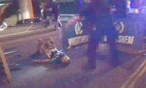 Βίντεο-Σοκ - Επίθεση Λονδίνο: Η τελευταία πνοή ενός τζιχαντιστή (ΠΡΟΣΟΧΗ! ΣΚΛΗΡΕΣ ΕΙΚΟΝΕΣ)