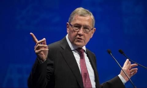 Ρέγκλινγκ: Η Ελλάδα θα είχε βγει από την κρίση αν δεν είχαν γίνει τα λάθη του 2015
