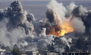 Αυστηρό μήνυμα Λαβρόφ προς ΗΠΑ: Σταματήστε να βομβαρδίζετε τον Άσαντ