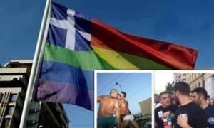 «ΟΜΟΦΥΛΟΦΙΛΟΙ: Ξεφτίλισαν τα Ιερά και τα Όσια… με την κάλυψη της κυβέρνησης ΣΥΡΙΖΑ!»