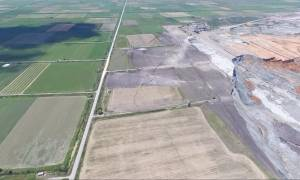 Αμύνταιο: Άλλαξε ο χάρτης μετά την κατολίσθηση στο ορυχείο της ΔΕΗ (pics+vid)