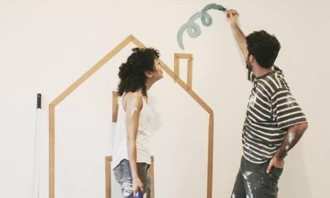 Ανανέωσε το σπίτι σου οικονομικά με μερικές απλές κινήσεις