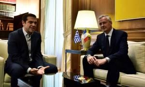 Τι συζήτησαν Τσίπρας - Λε Μερ και σε τι συμφώνησαν