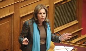 Χριστοφιλοπούλου για Τόσκα: Αν είχε την παραμικρή τσίπα, να είχε παραιτηθεί