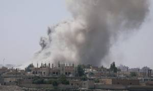 Συρία: Προελαύνουν οι μαχητές των συριακών δυνάμεων στη Ράκα